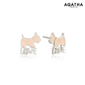 LOVE SCOTTIE 귀걸이 (2320312_314)
