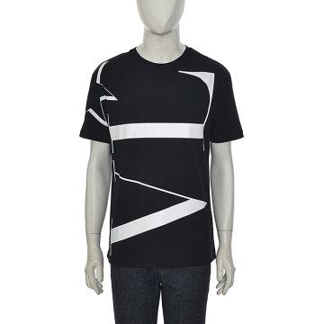 발렌티노 남성 VLTN 반팔 티셔츠 UV3MG04W-6LV-0NI