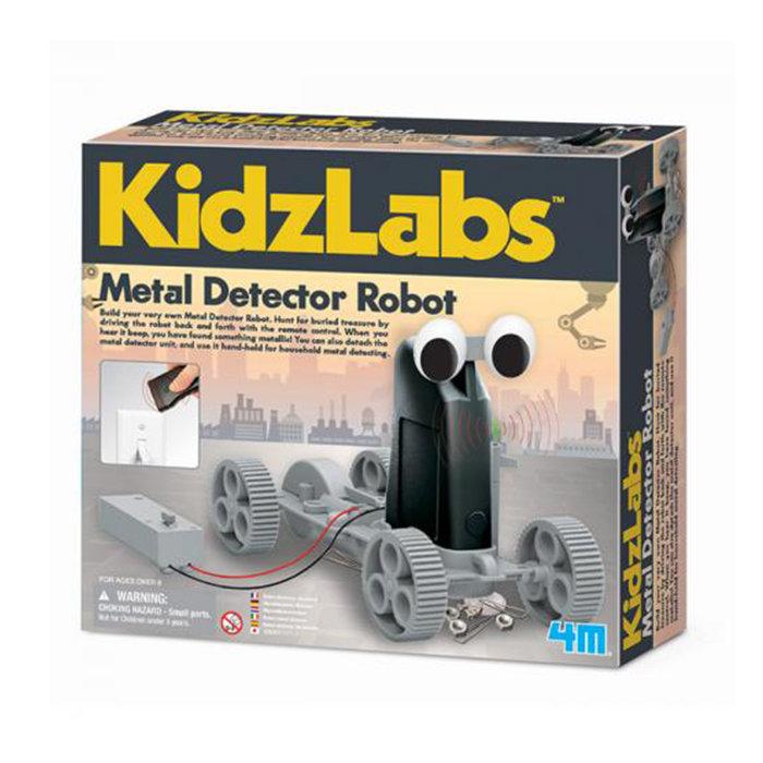 토이트론 [토이트론] 4M 금속탐지로봇 만들기