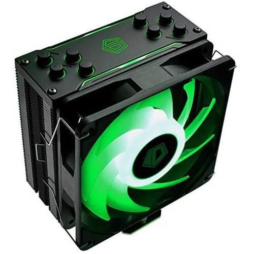 [해외]ID-COOLING SE-224-XT RGB CPU Cooler AM4 CPU Cooler 12V 4PIN RGB Cooler 4 Heatpipes CPU Air Cooler 12