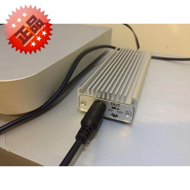 [해외]Waversa W 뿐 + WLPS 노이즈캔슬링 9V 배터리 12V 배터리 HIFI 리니어 방식 배터리 s
