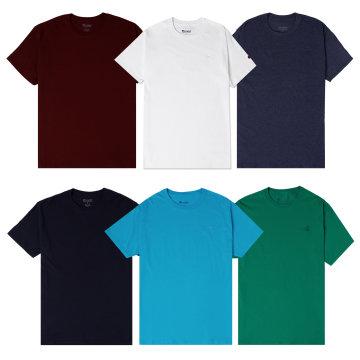 챔피온 클래식 저지 티셔츠(T0223)