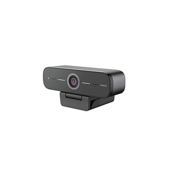 [해외]DVY21 1080p 풀 HD 웹캠, 노이즈 억제 기능이 있는 무지향성 마이크, 자동 노출
