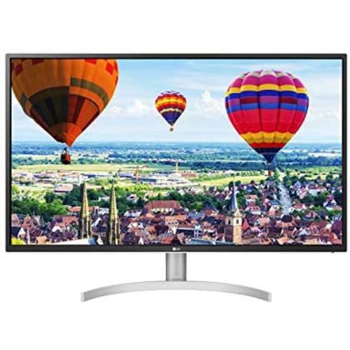 [해외]LG 32QK500-C 32-Inch Class QHD LED IPS Monitor with Radeon FreeSync (31.5 Diagonal) Silver