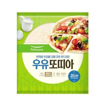 풀무원 올바른또띠아 (우유)