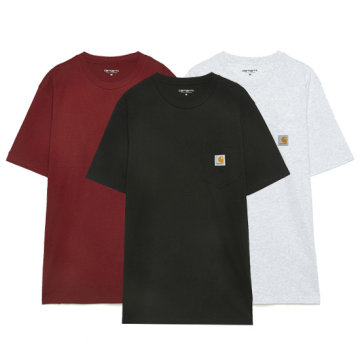 칼하트 포켓 티셔츠 (I022091)