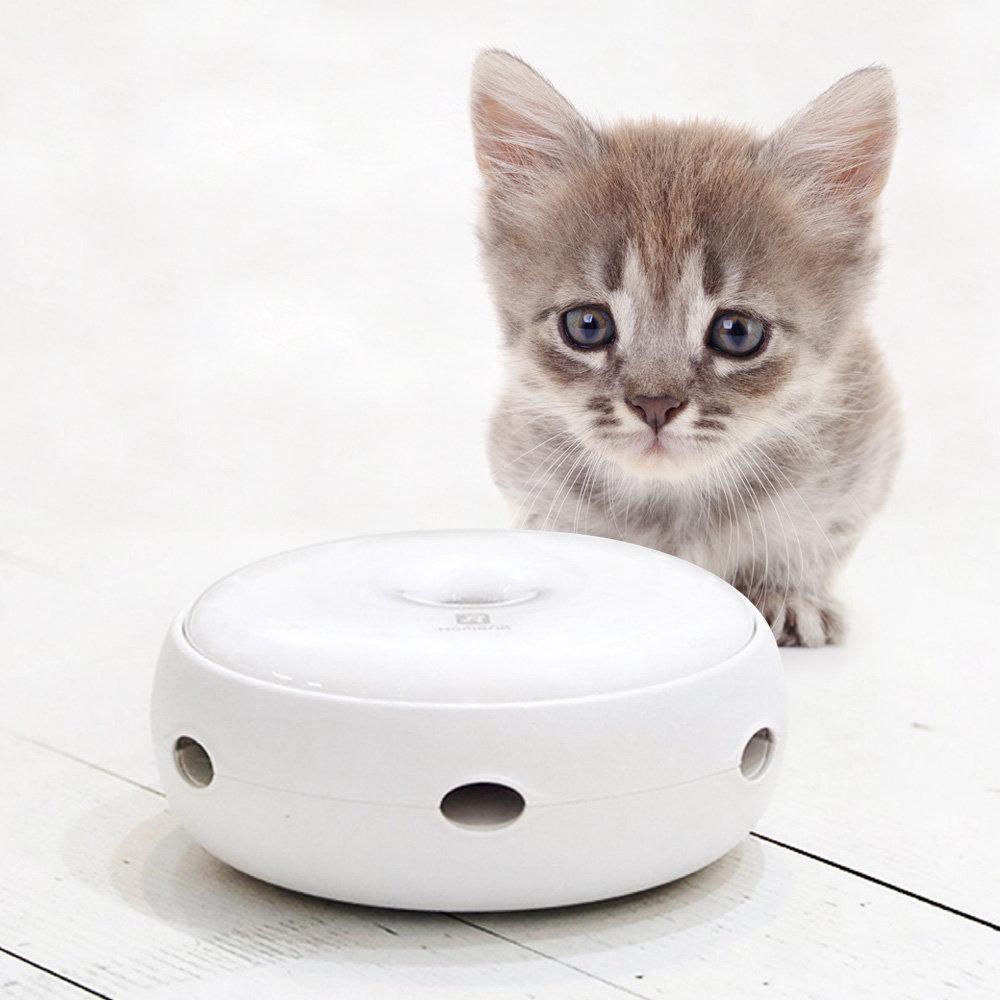 펫케어 스마트 캣토이 움직이는 고양이 자동 장난감