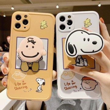 아이폰 12 11 PRO XR 8 SE2 소년 보이 꼬마 그립톡 카메라렌즈보호 실리콘 케이