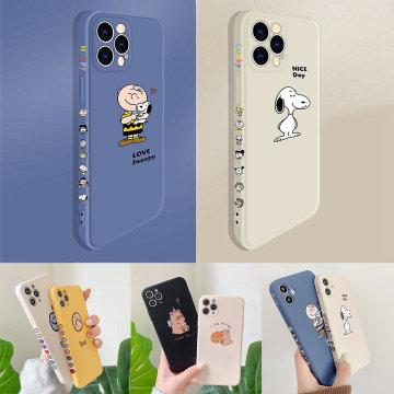 아이폰12 미니 11 pro max xs se2 8+ 사이드 캐릭터 데코 커플 젤리 케이스