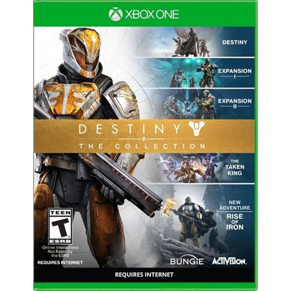 [해외]엑스박스원 데스티니 더 콜렉션 Xbox One (PvP,PvE,FPS,MMORPG,SF)