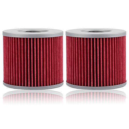 [해외]Alibrelo Alibrelo HF133 Oil Filter Compatible with Suzuki GS450 GS500 GS550 GS650 GS750 GSX250 GS300