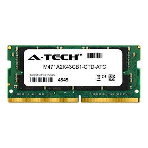 [해외]A-Tech 16GB Replacement for Samsung M471A2K43CB1-CTD - DDR4 2666MHz PC4-21300 Non ECC SO-D/14609157