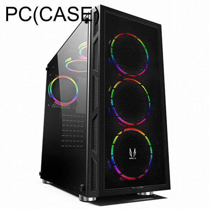 컴퓨터케이스 J700 RGB BLACK